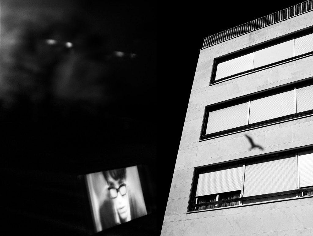 Fotografía © David Salcedo, serie '1 más 1'.