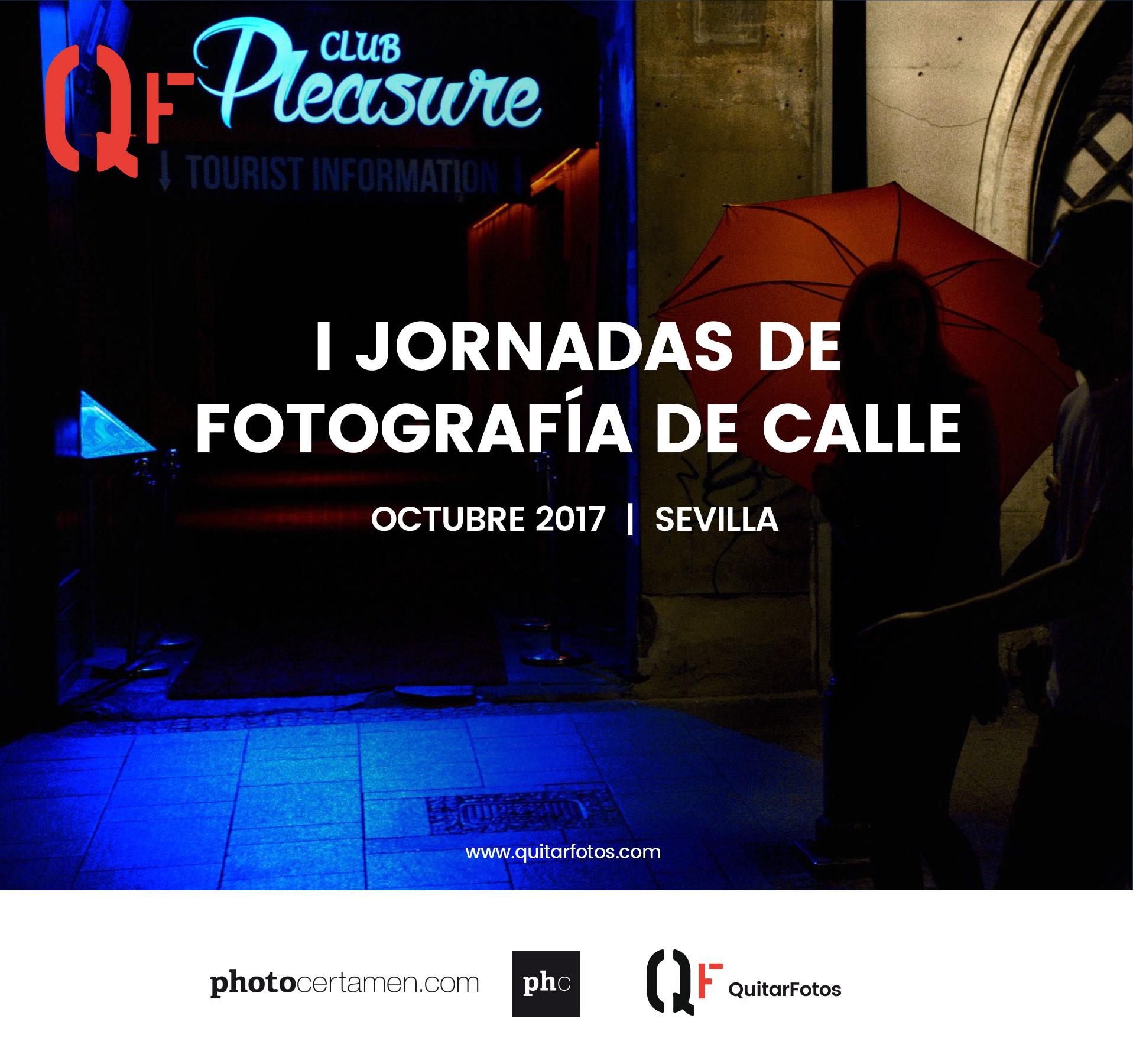 I Jornadas de Fotografía de Calle en Sevilla